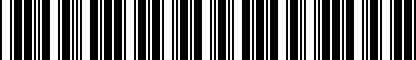 Barcode for 9481249-2