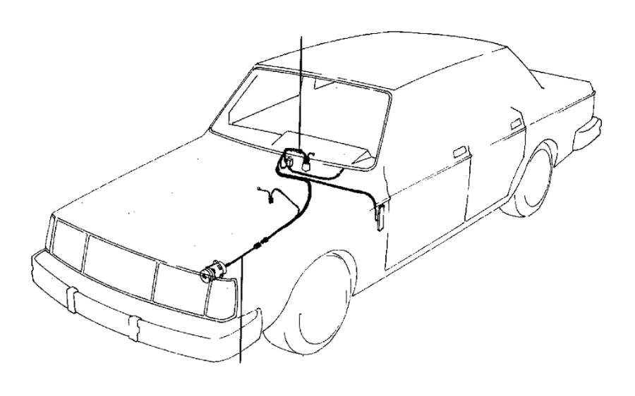 1985 Volvo Wiring Harness 9139236 Parts Webstore 240 Fuse Diagram Xc70 Electrical Diagrams: Volvo Xc90 Fuse Diagram At Hrqsolutions.co