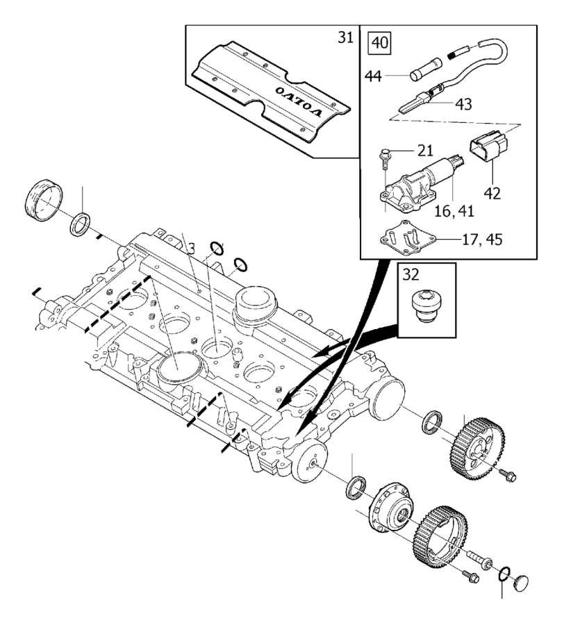 Volvo Parts Webstore, Oak Park IL