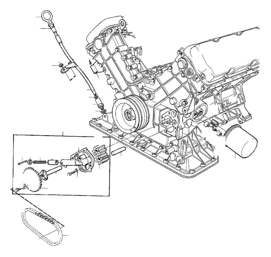 Volvo Parts: 947412 - Volvo Stud. Genuine Classic Part