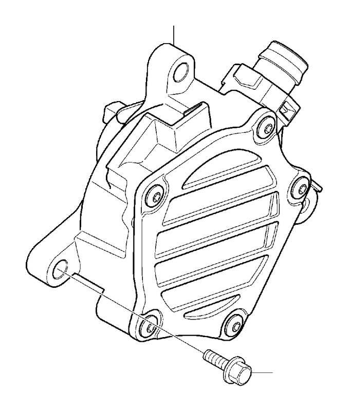 volvo xc70 vacuum pump