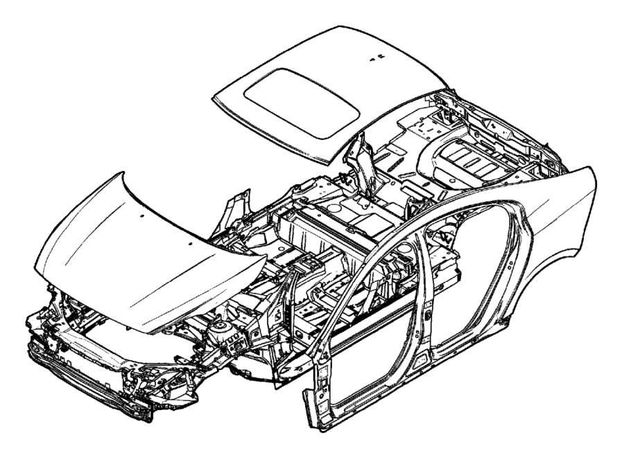 Volvo S60 Body