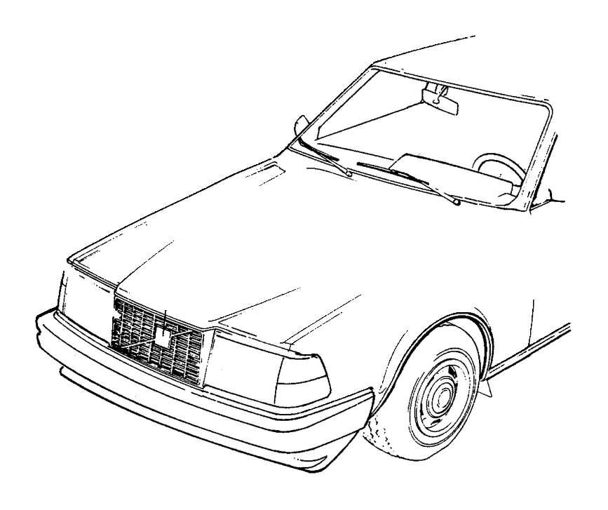 98 Volvo V70r