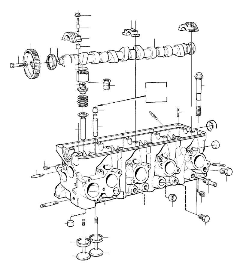 Volvo 240 Camshaft Oil Leak: Volvo Parts Webstore, Oak Park IL