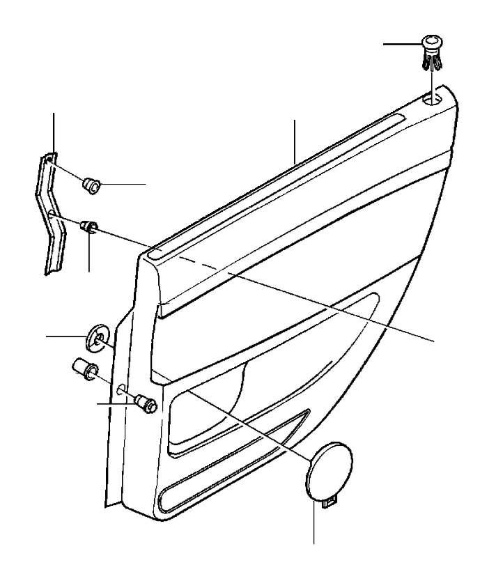 Volvo Parts: 39978889 - Volvo Bushing. DHFL, CUSU, CBSB