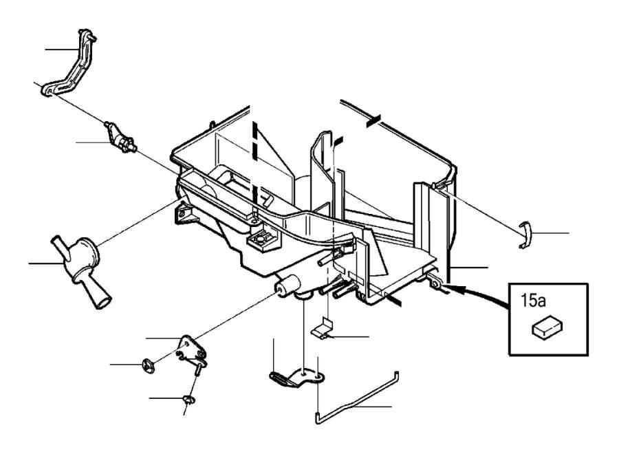 30824466 - Volvo Intermediate lever | Volvo Parts Webstore, Oak Park IL