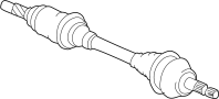Axle shaft, exch