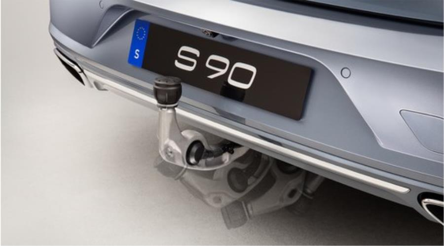2019 Volvo Xc90 Control Unit  Including Electrical Cable