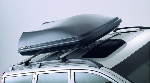 Volvo Roof Box Weekender A Very Practical And Easy To Use