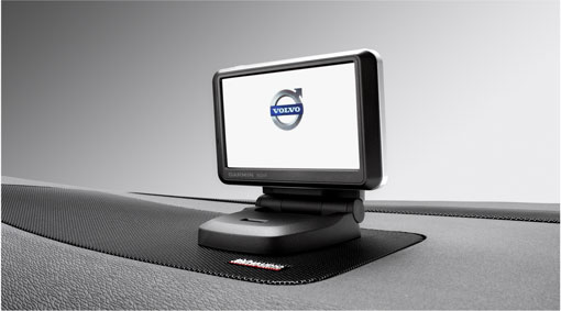 Diagram Navigation system, portable 760 A handy and extremely powerful portable navigator for your Volvo. Its ease of use makes for effective navigation in the car. for your 2009 Volvo S40
