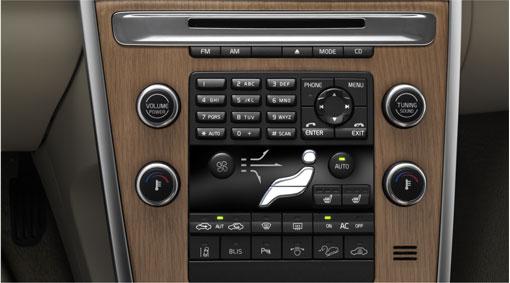 Volvo XC60 Wiring harness. Digital radio, DAB/DAB+. Excl ...