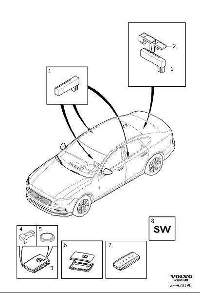 Volvo Kes Diagram