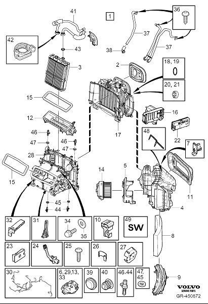 2017 volvo xc90 wiring harness