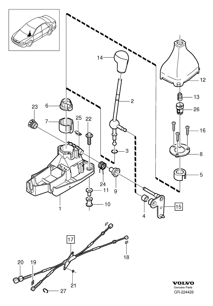 2006 subaru impreza rear suspension diagram