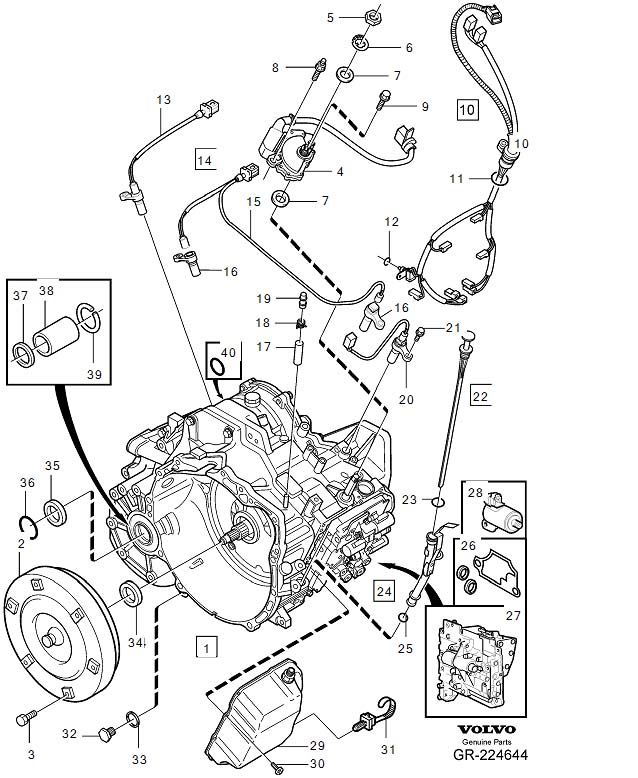 daytona dodge ignition system diagram