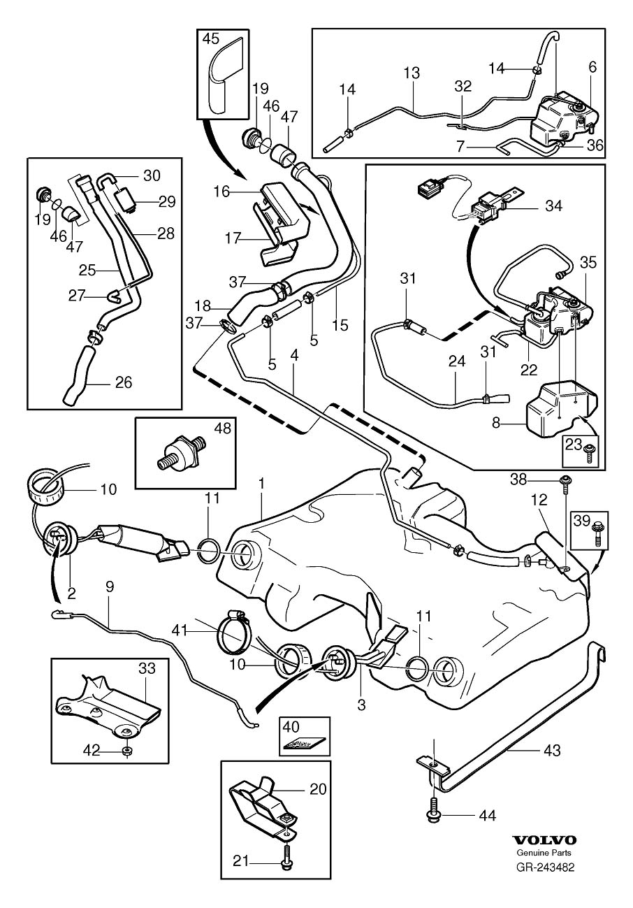 volvo c70 engine diagram 2004 volvo s80 wiring diagram 2004 discover your wiring diagram volvo air tank diagram