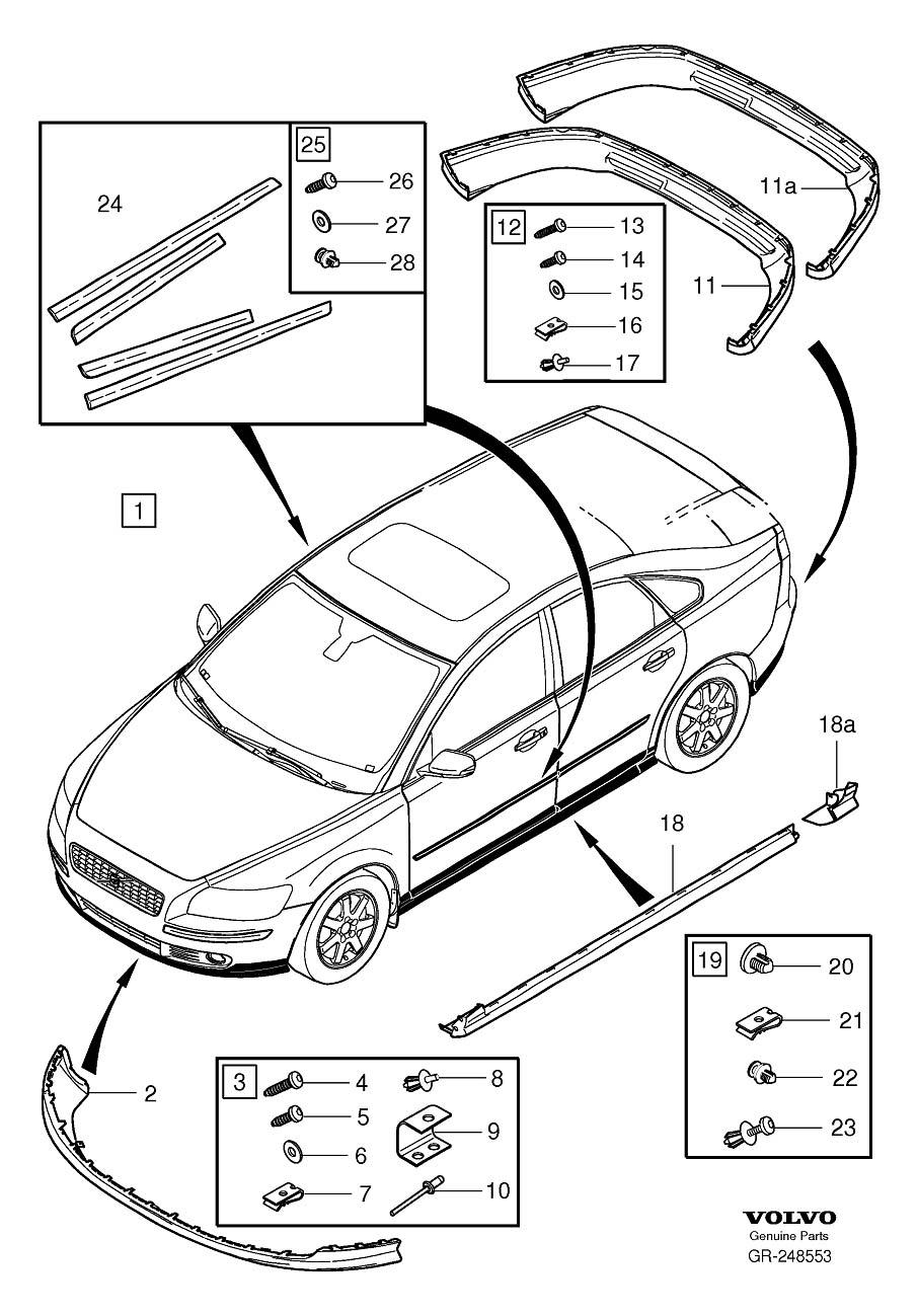 v50 trim   - interchangeable parts  - page 2
