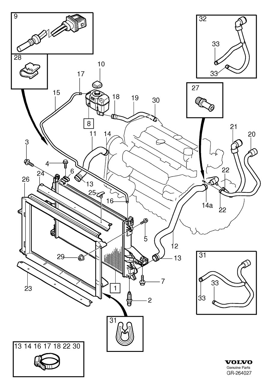 Showthread on 2001 Volvo S40 Engine Diagram