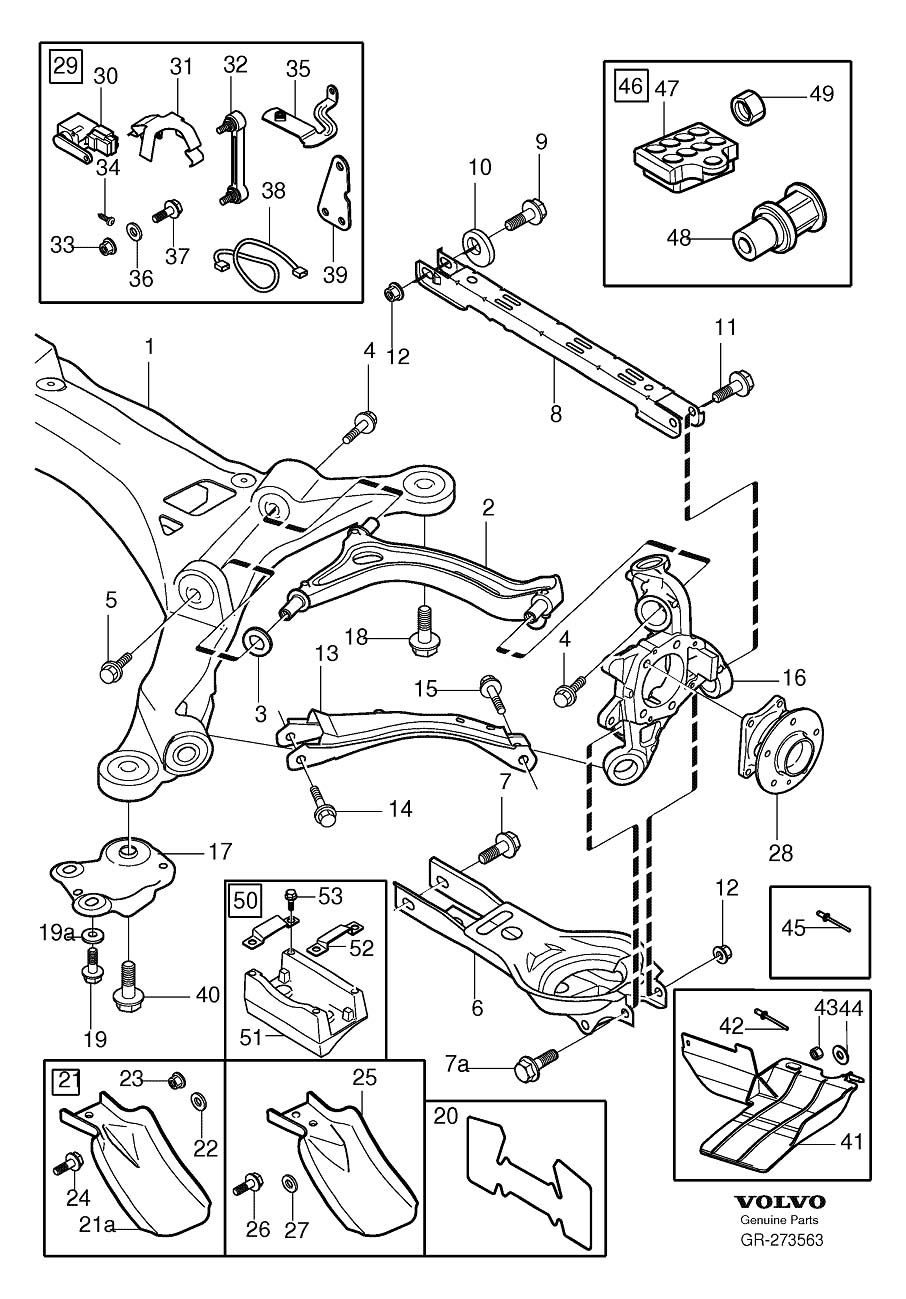 8964R08 Power Steering Rack and Pinion in addition Volvo Vnl Truck Wiring Diagrams On in addition EngineSealsBeltsVent together with Secondary Air Injection System Diagram besides Document. on volvo s70 parts diagram