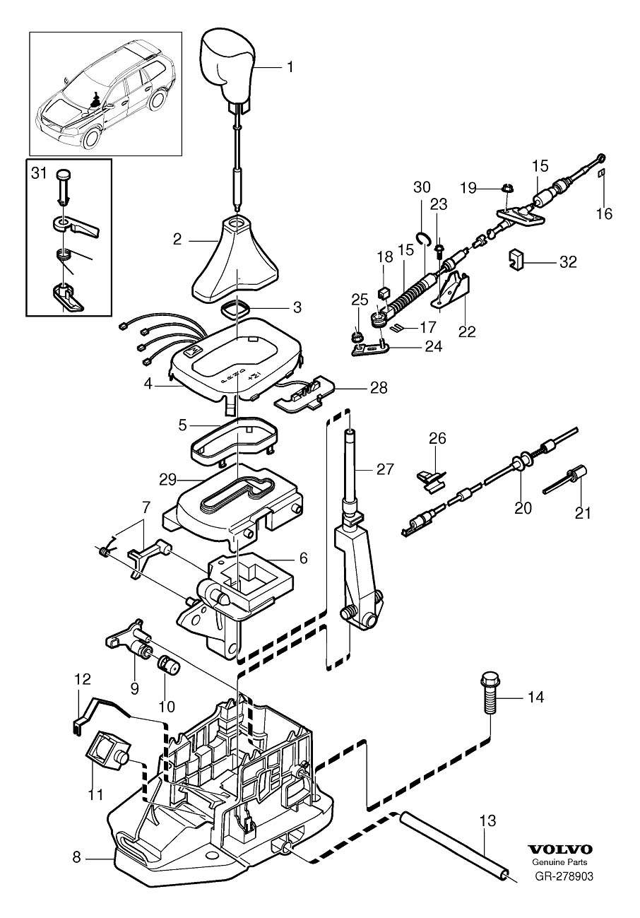 dodge stealth spark plug diagram