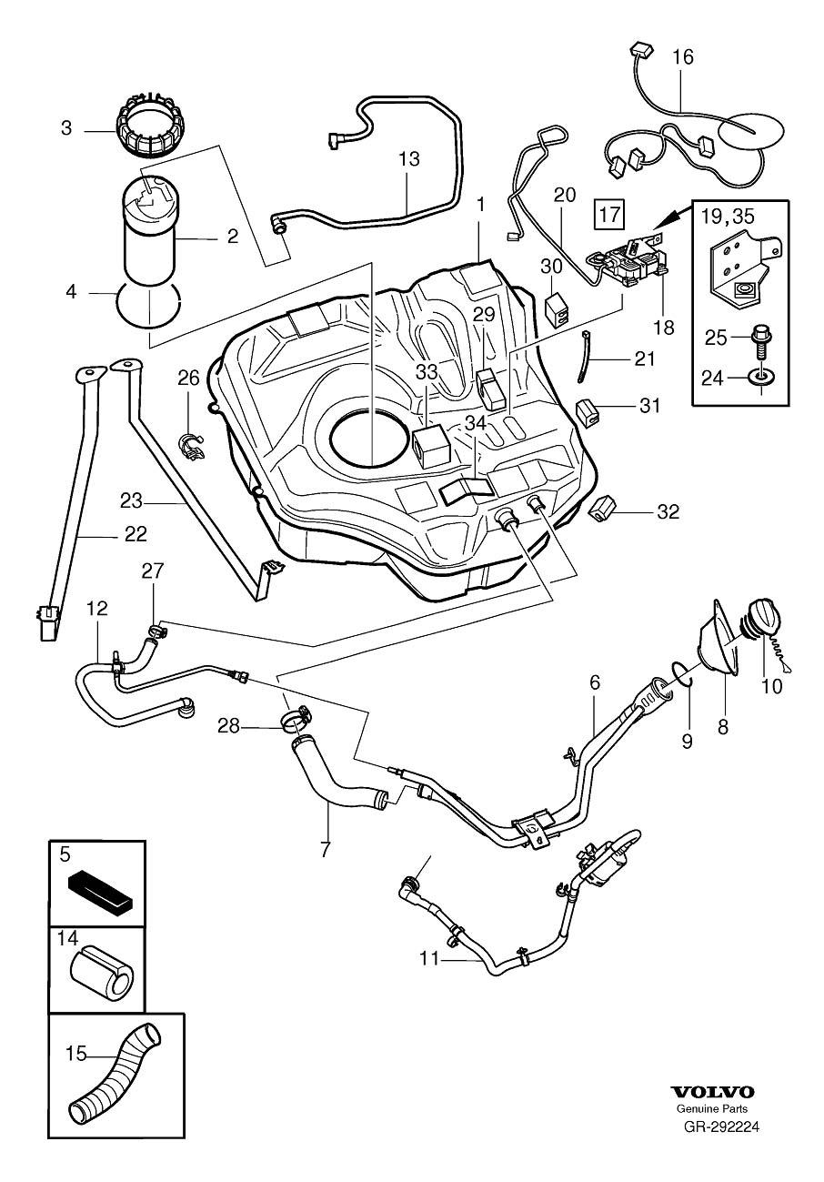 Fuse Diagram For 2008 Volvo S40