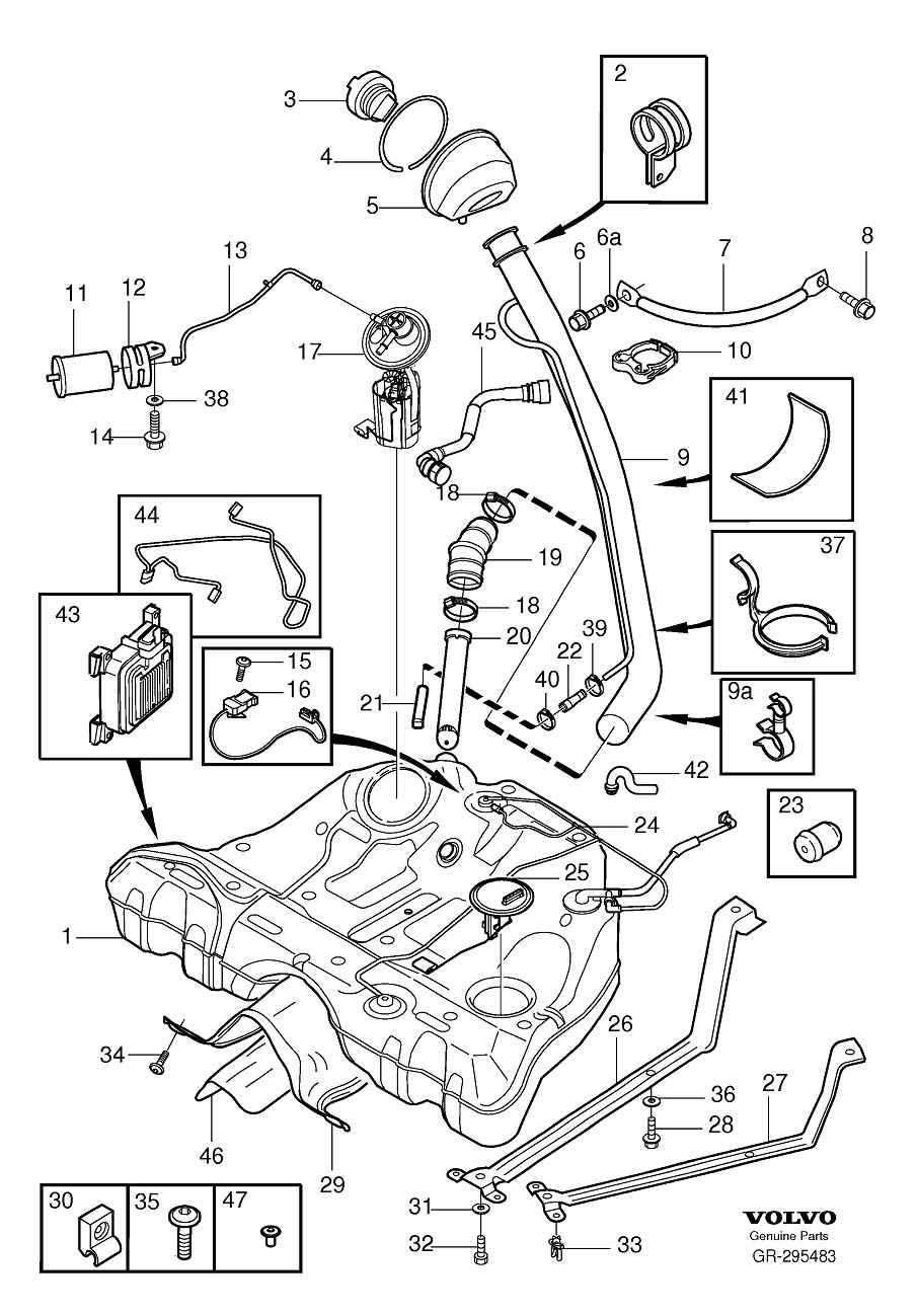 volvo s engine diagram volvo wiring diagrams