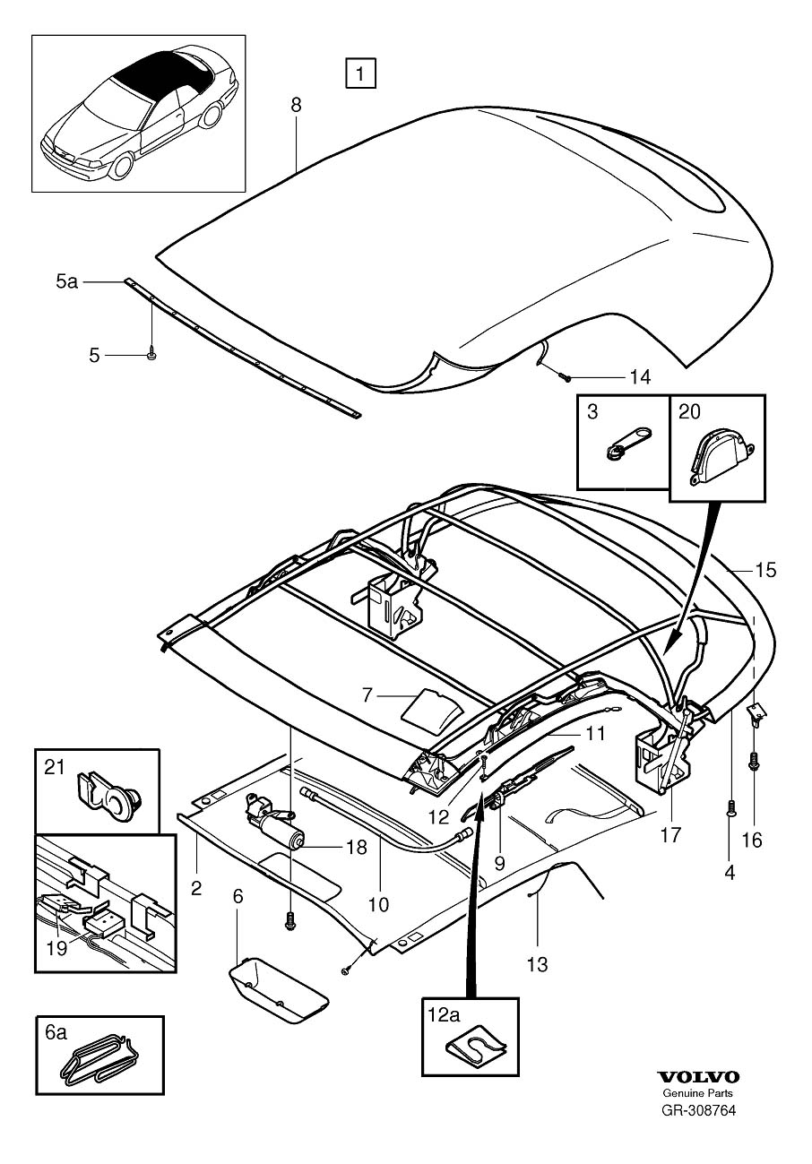 2003 Volvo S60 Body Parts Diagram Wiring Diagrams C70 Engine Of A 2004 Get Free Image 2002