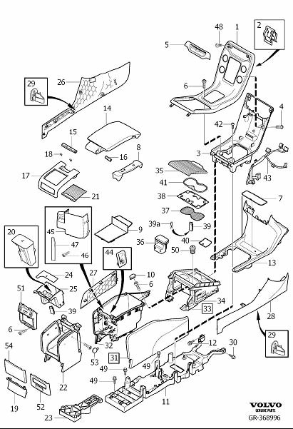 volvo s80 parts diagram for door  u2022 wiring diagram for free