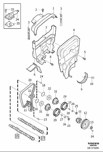 xc90 serpentine belt tensioner replacement