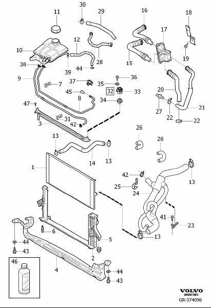 210276458 Mercedes Ml320 Ml350 Ml500 Ml550 2006 2010 Parts together with 2010 Chrysler Sebring Fuse Box Diagram further Pontiac Trans Sport 3 8l Cooling Fan Circuit also 1vxr0 Voyager Diagram Guide Replaceing Water Pump Stranded additionally Idle Air Control Valve Location Buick. on 2001 chrysler town and country coolant system