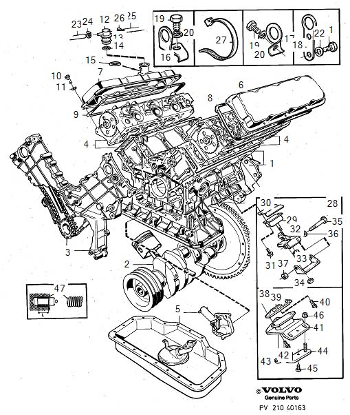 1996 volvo 960 engine diagrams  volvo  auto wiring diagram