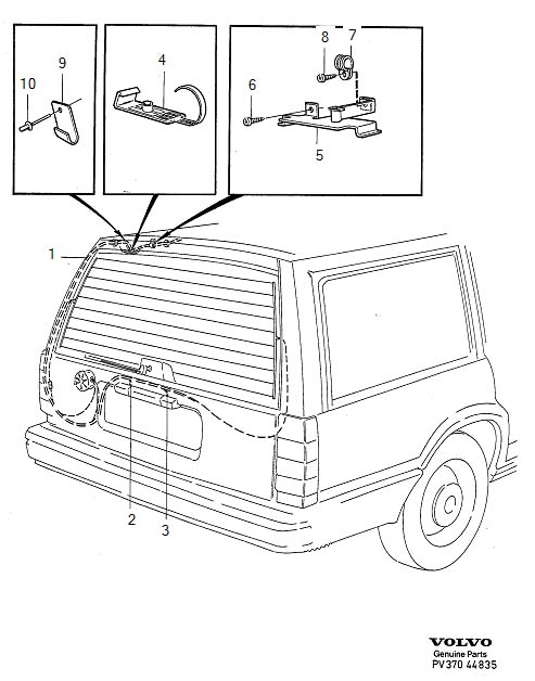 2001 volvo v70 fuse box diagram  2001  free engine image