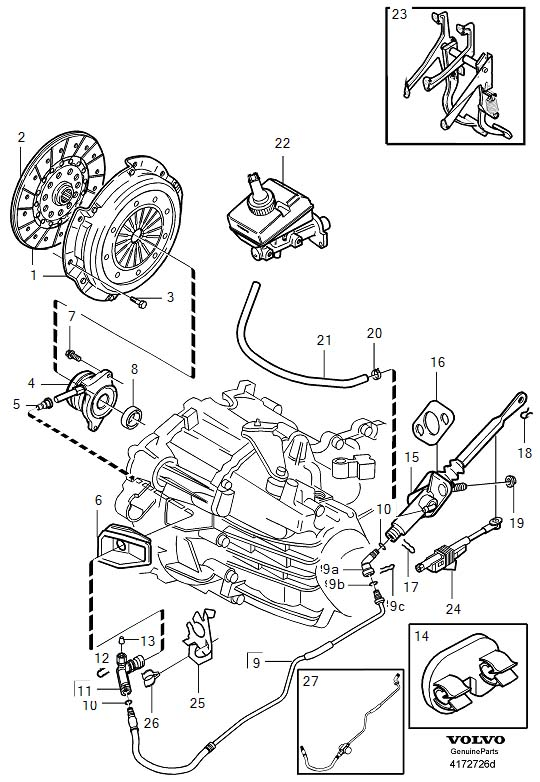 2003 Volvo S80 T6 Engine Diagram Com