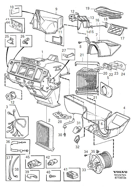 03 volvo v70 engine diagrams  volvo  wiring diagrams