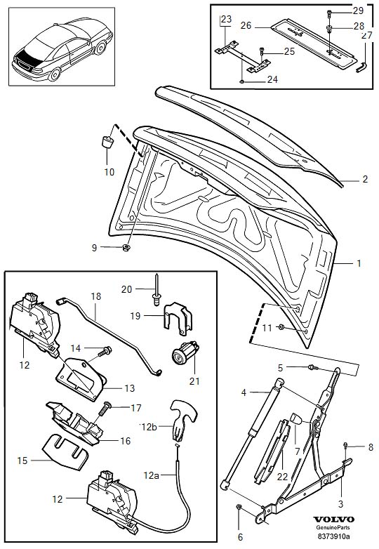 volvo v40 door wiring diagram