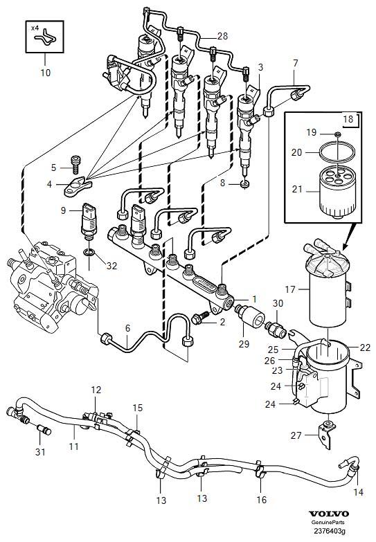 volvo xc70 hose clamp  nonreturn  emissions  preface