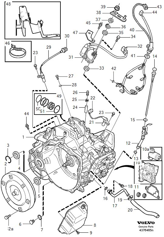 engine diagram 2001 volvo s40 1 9 turbo