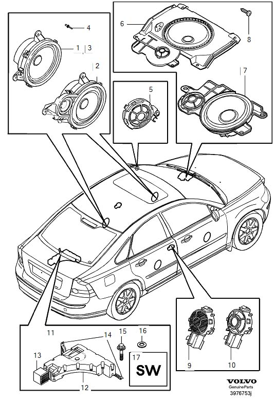 2007 volvo s80 radio diagram wiring automotive wiring diagram