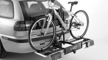 Volvo Bike Racks - Lovequilts