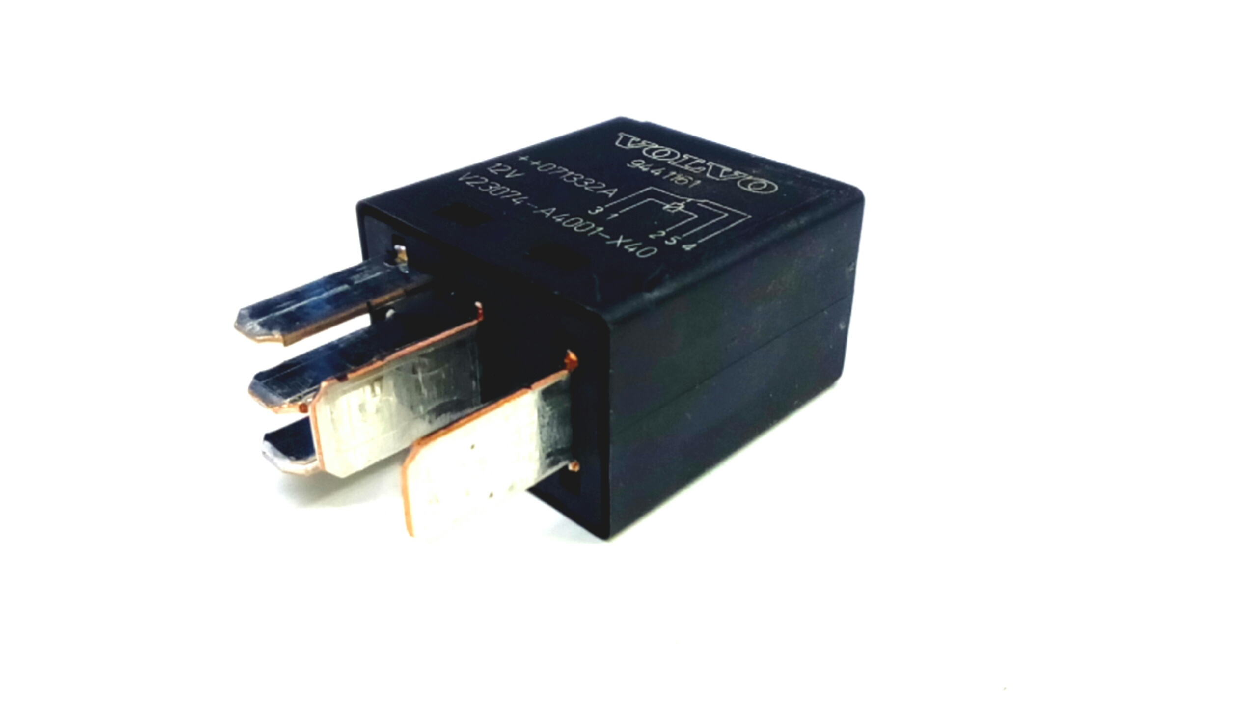 9441161 volvo relay central  electrical  unit volvo